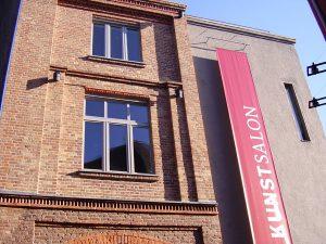 Gebäude Kunstsalon Köln